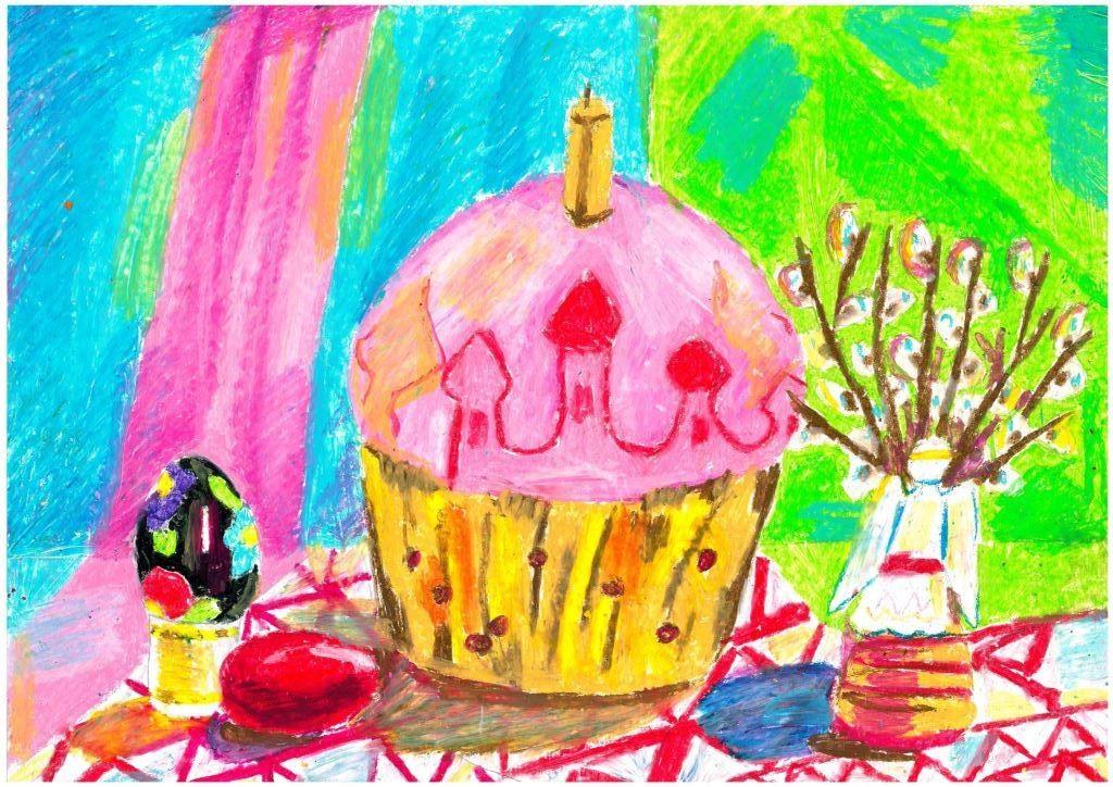 «Радость светлых дней», пасхальный конкурс для детей 10