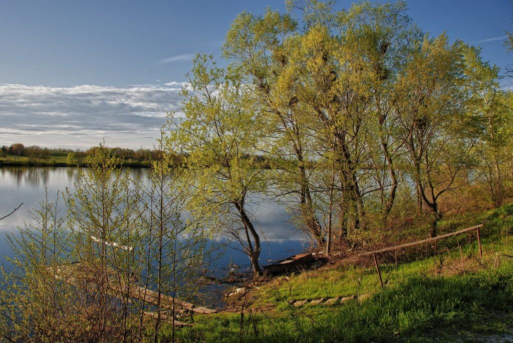 Весенние пейзажи Муромского района 03