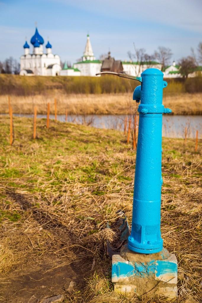 Водопой в Суздале на Ивановой горе