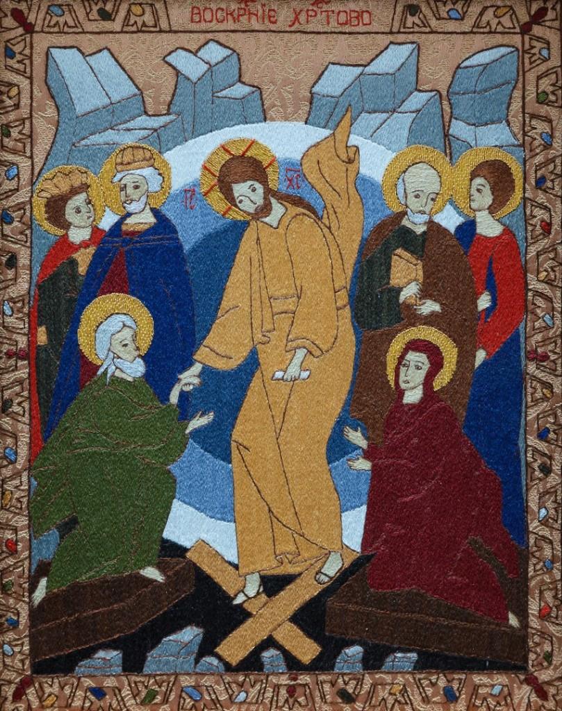 Выставка «Шитый золотом узор», Суздаль 05