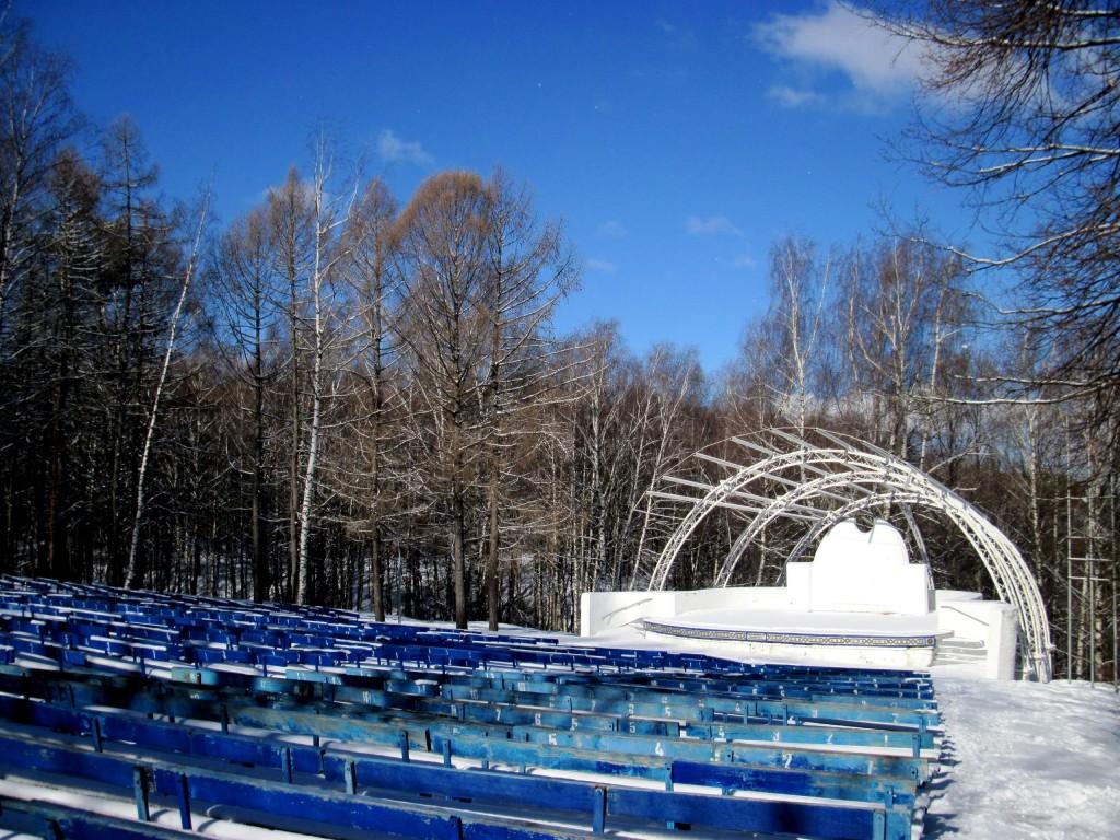 Вязники после первоапрельского снегопада 02
