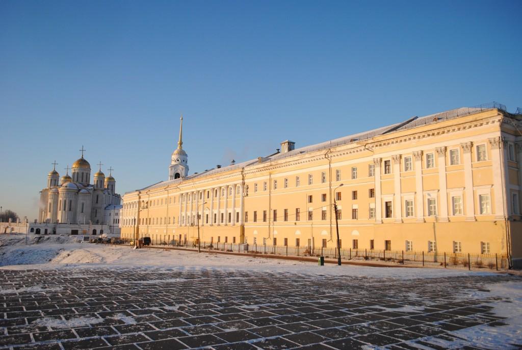 Заседание Ученого совета во Владимиро-Cуздальском музее-заповеднике (30 марта)