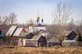 Золотниковская Успенская пустынь, мужской монастырь
