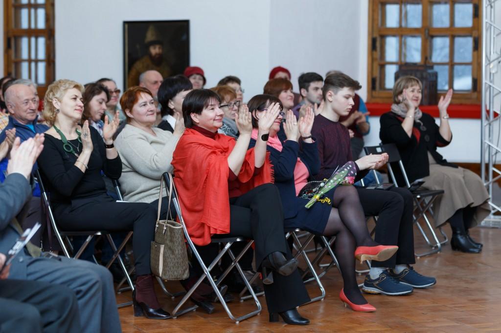 Открытие цикла концертов «Виртуозы Большого театра» 06