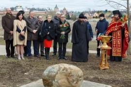 Памятник Тарковскому и фильму «Андрей Рублёв» будет установлен в Суздале 28 июля 2017 года