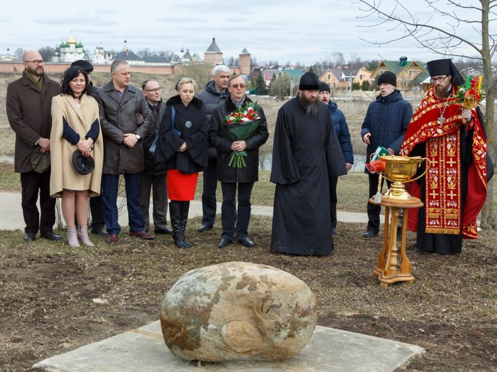Памятник Тарковскому и фильму «Андрей Рублёв» будет установлен в Суздале 28 июля 2017 года 00