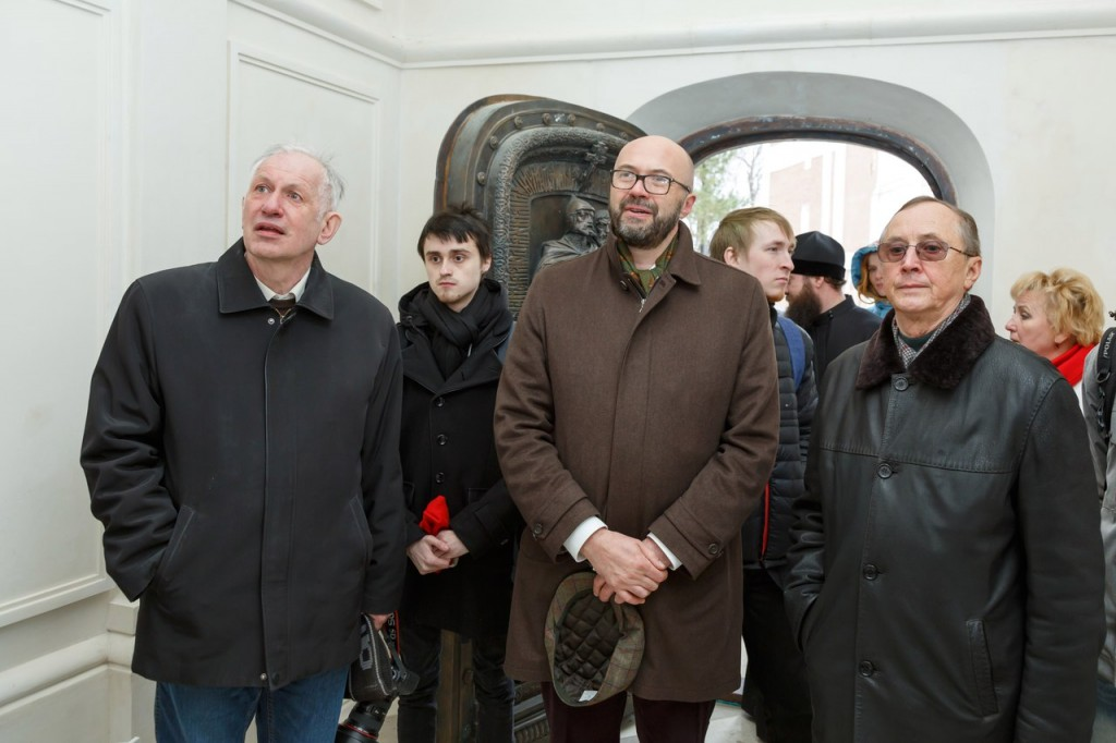 Памятник Тарковскому и фильму «Андрей Рублёв» будет установлен в Суздале 28 июля 2017 года 05