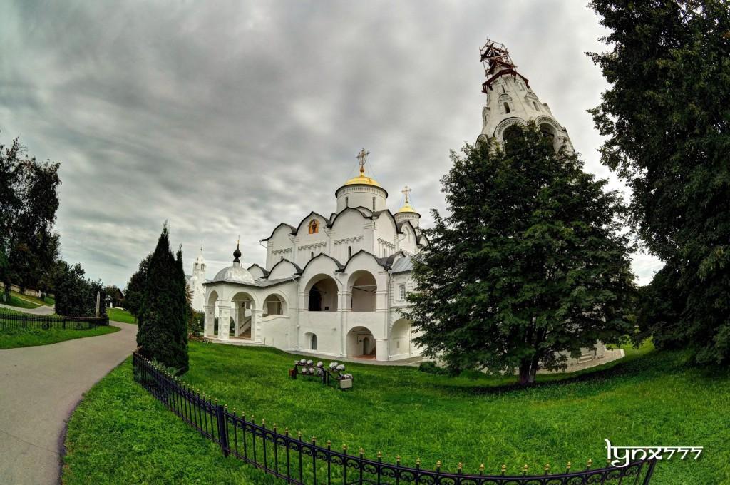 Покровский женский монастырь, Суздаль 05