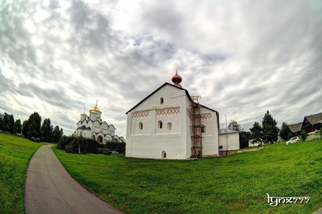 Покровский женский монастырь, Суздаль 06