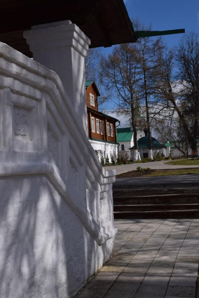 Прогулка по Александрову. Весна 02