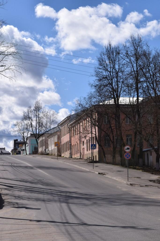 Прогулка по Александрову. Весна 06