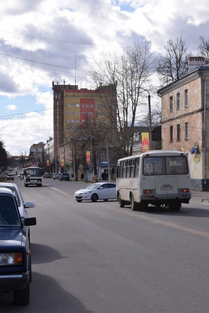 Прогулка по Александрову. Весна 08
