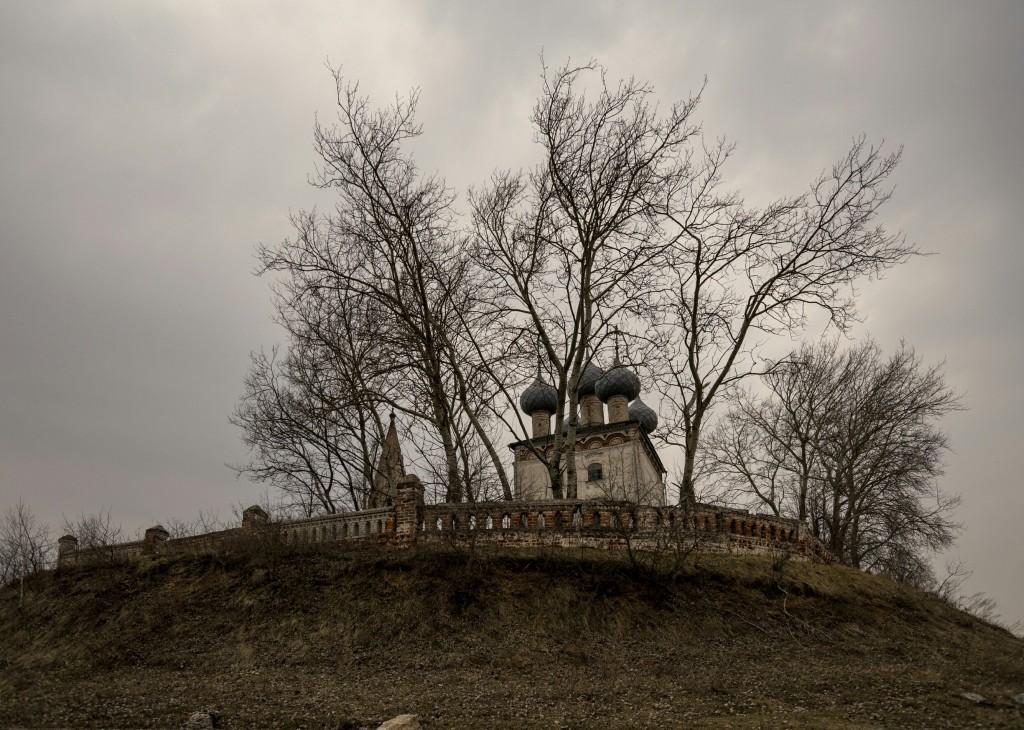 Село Большие Всегодичи. Церковь Успения Пресвятой Богородицы 02