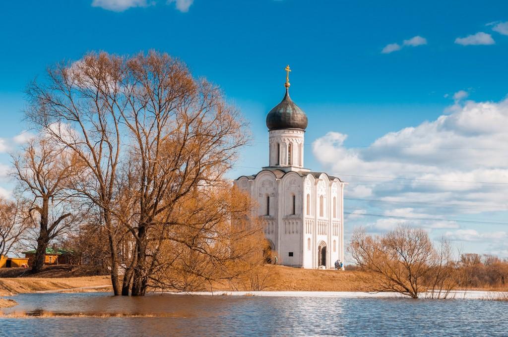 Солнечное Покрова-на-Нерли - II (конец марта) 01