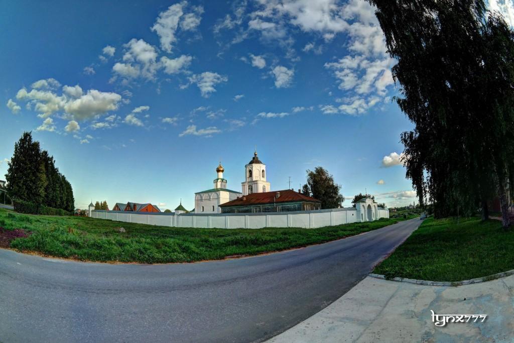 Суздаль. Васильевский монастырь 04