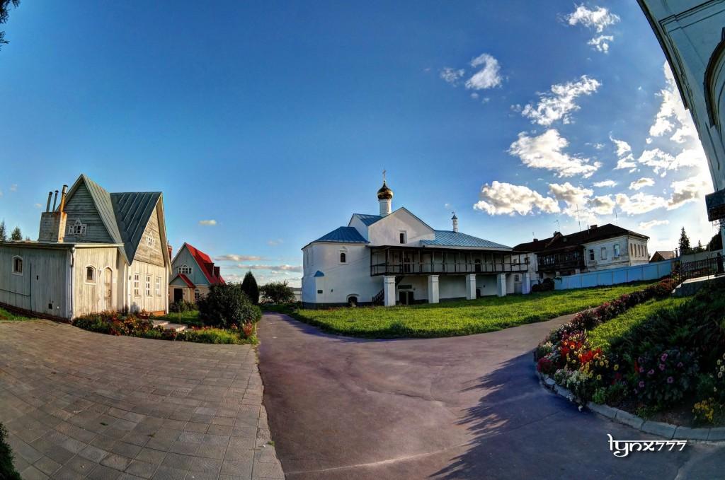 Суздаль. Васильевский монастырь 05