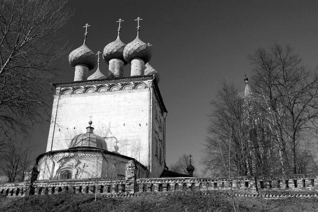 Успенский храм в селе Большие Всегодичи Ковровского района 04