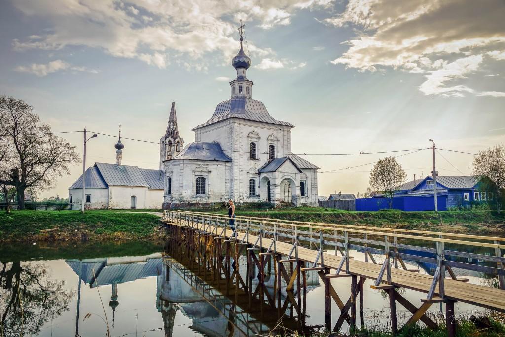 Церковь Рождества Иоанна Предтечи (Суздаль) на речке Каменке
