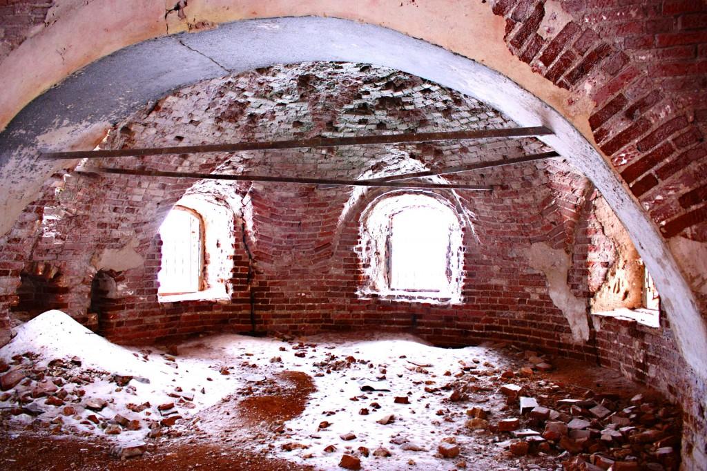 Церковь Флора и Лавра 1803 год., Суздальский район, село Кибол 02