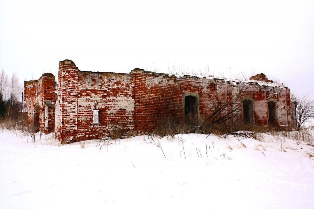 Церковь Флора и Лавра 1803 год., Суздальский район, село Кибол 04