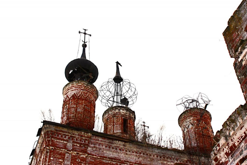 Церковь Флора и Лавра 1803 год., Суздальский район, село Кибол 05