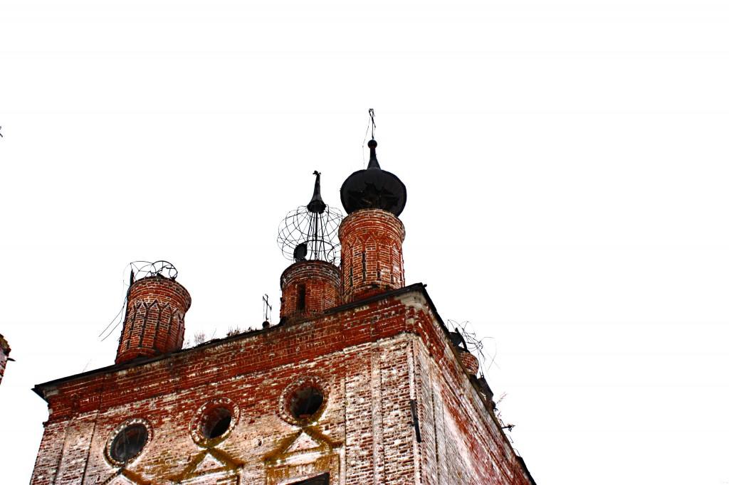 Церковь Флора и Лавра 1803 год., Суздальский район, село Кибол 07