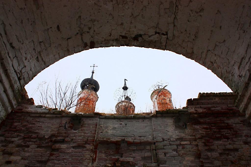 Церковь Флора и Лавра 1803 год., Суздальский район, село Кибол 19
