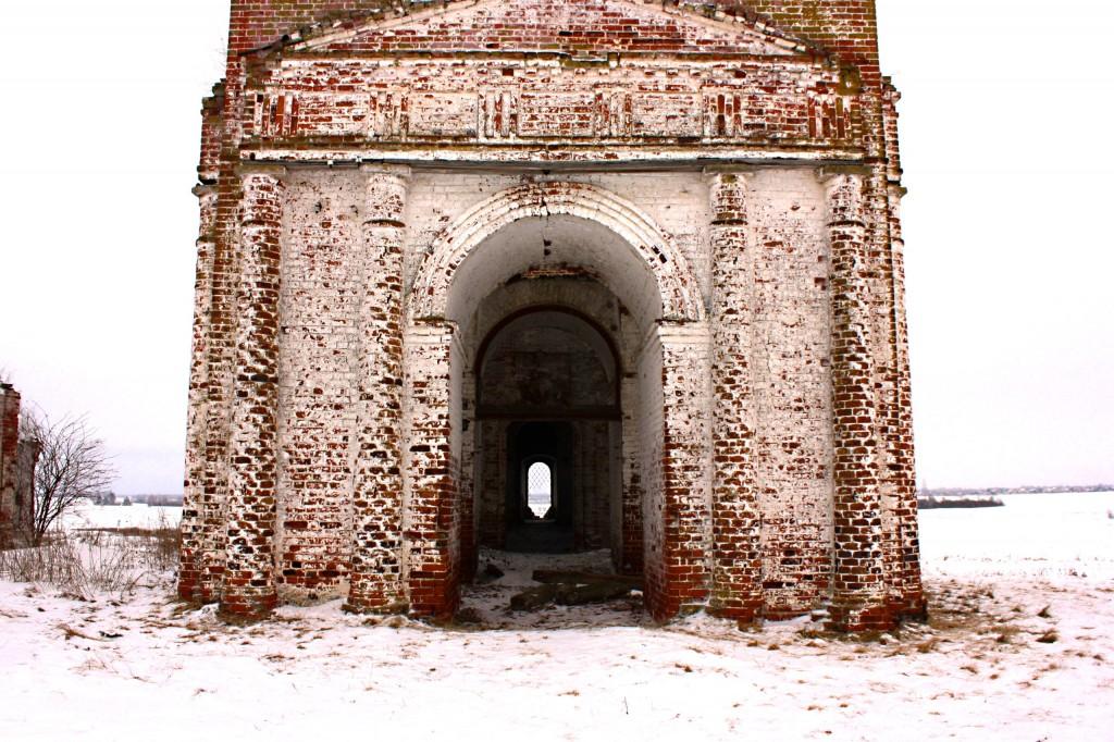 Церковь Флора и Лавра 1803 год., Суздальский район, село Кибол 22