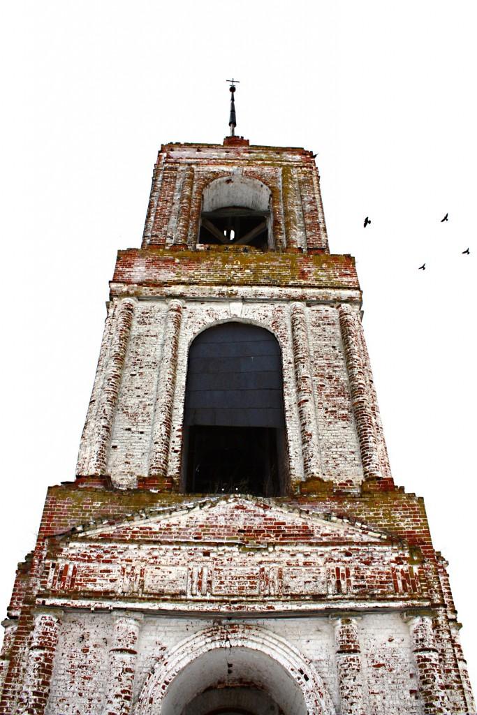 Церковь Флора и Лавра 1803 год., Суздальский район, село Кибол 23