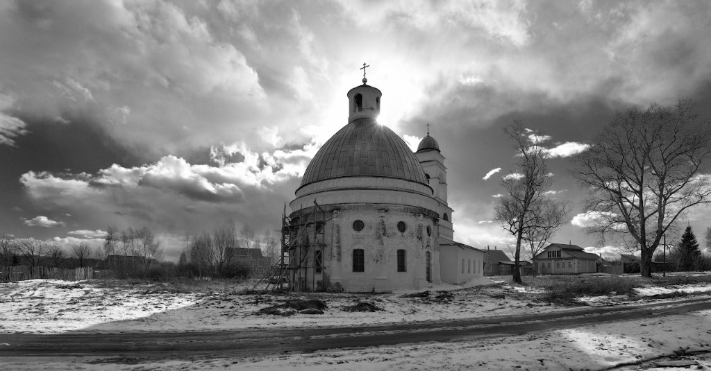 село Чириково, Суздальский р-н  Георгиевская церковь, 1816
