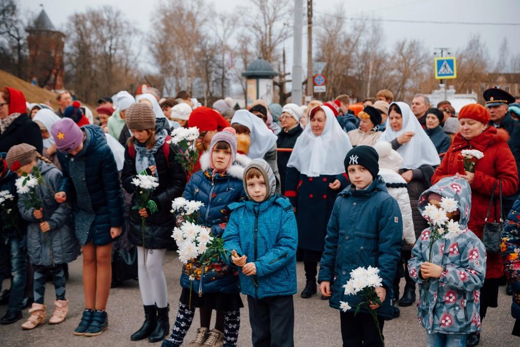 2017.04.16 Благодатный огонь во Владимире 17