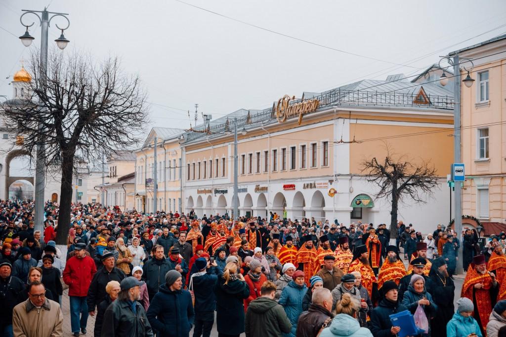 2017.04.16 Благодатный огонь во Владимире 36