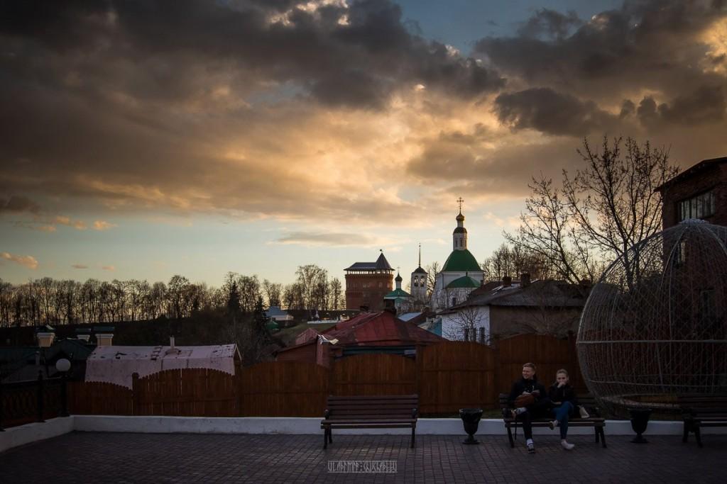 2017_04_25 Закат во Владимире 05