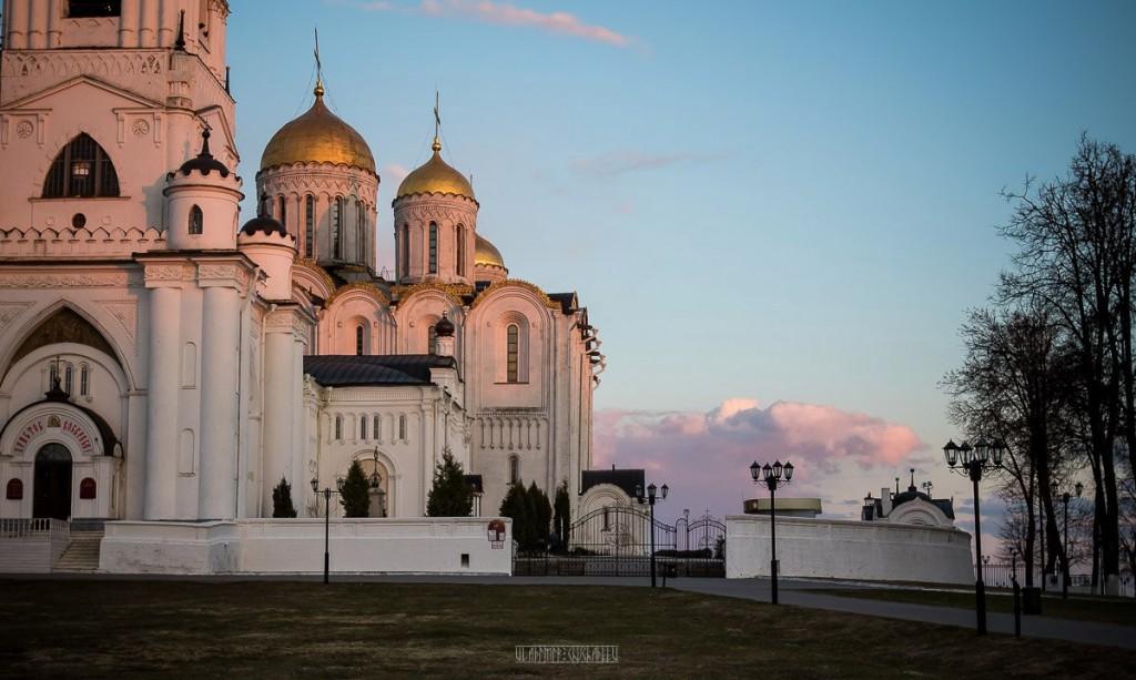 2017_04_25 Закат во Владимире 07
