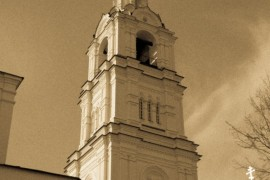 Благовѣщенскiй монастырь въ городѣ Киржачѣ