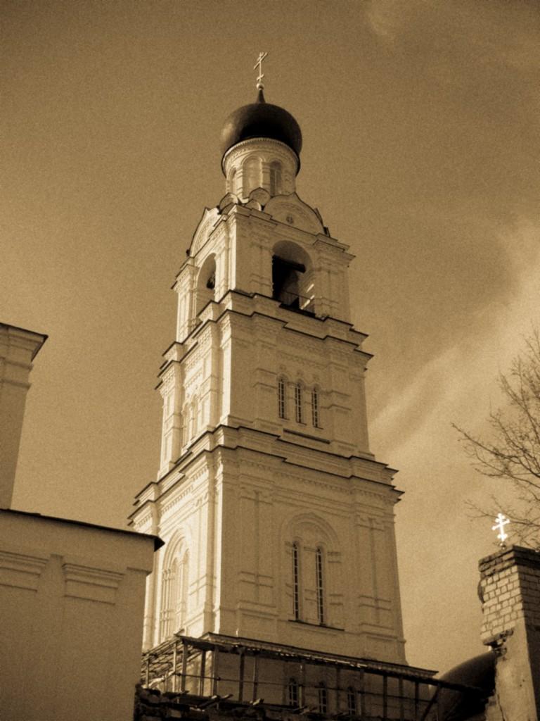 Благовѣщенскiй монастырь въ городѣ Киржачѣ 01