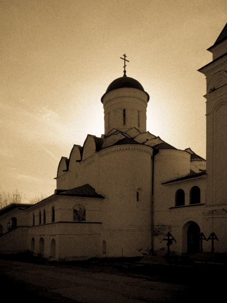 Благовѣщенскiй монастырь въ городѣ Киржачѣ 03