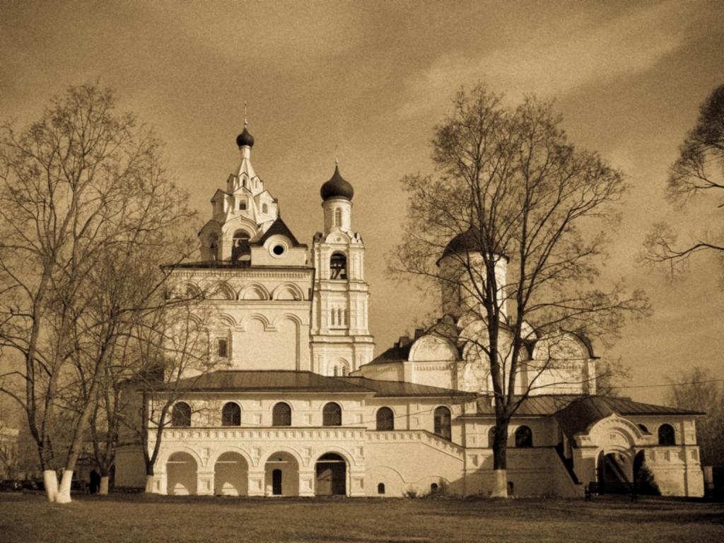 Благовѣщенскiй монастырь въ городѣ Киржачѣ 04