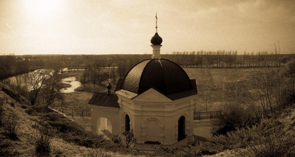 Благовѣщенскiй монастырь въ городѣ Киржачѣ 05
