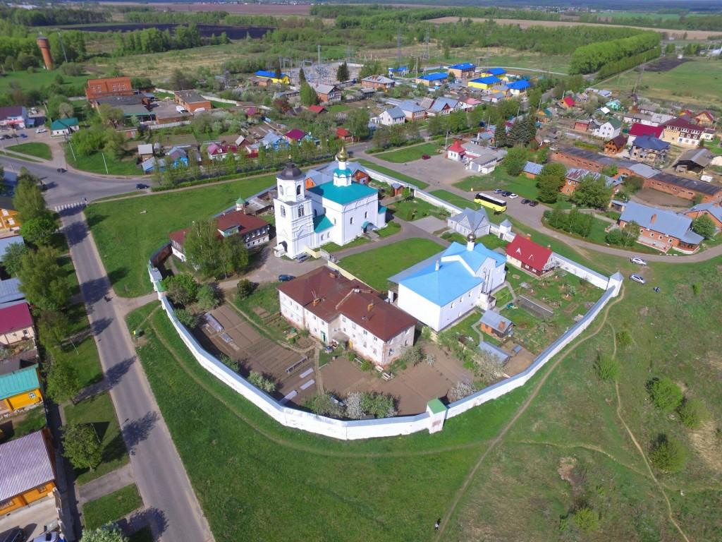 Васильевский монастырь в Суздале Владимирской области 01