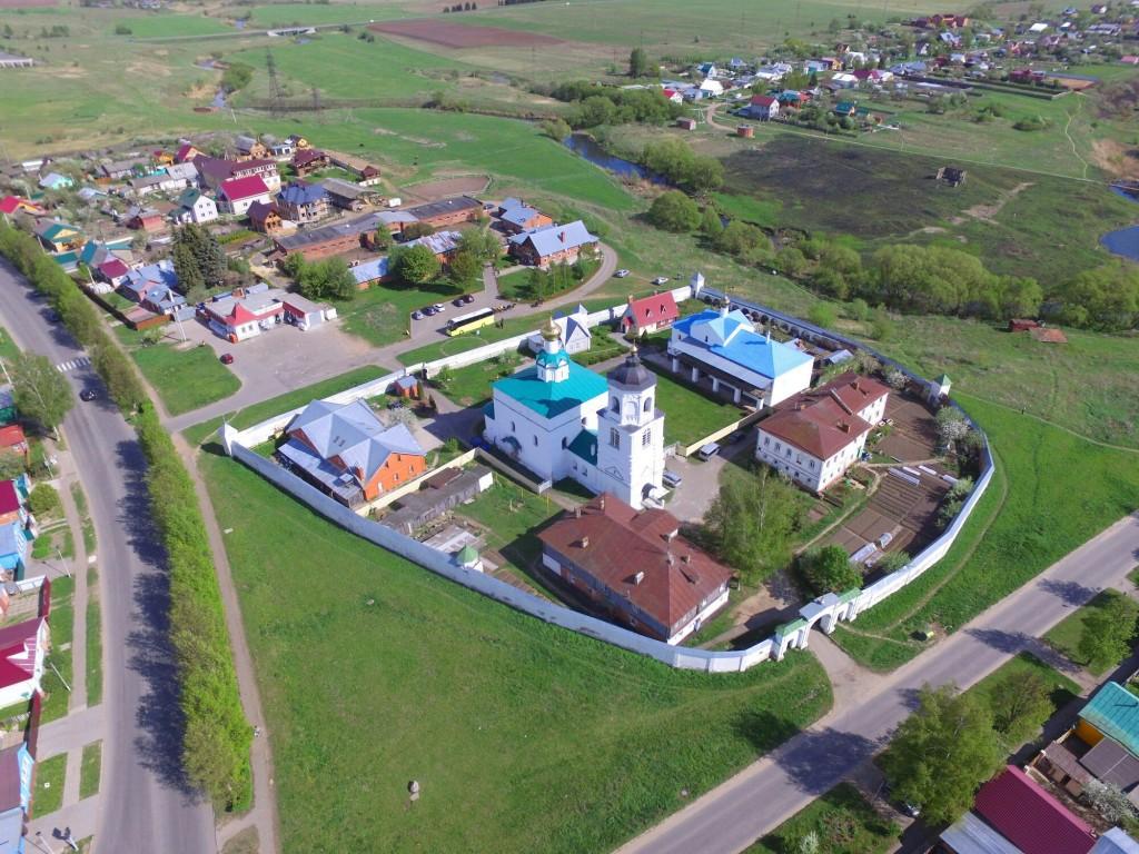 Васильевский монастырь в Суздале Владимирской области 03