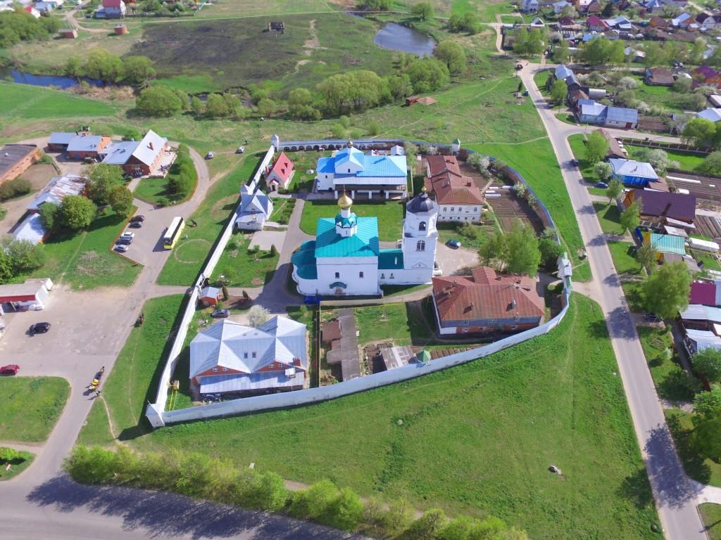 Васильевский монастырь в Суздале Владимирской области 04