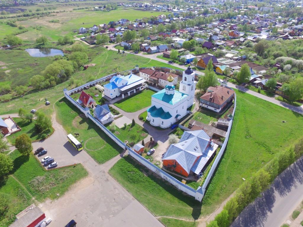 Васильевский монастырь в Суздале Владимирской области 05