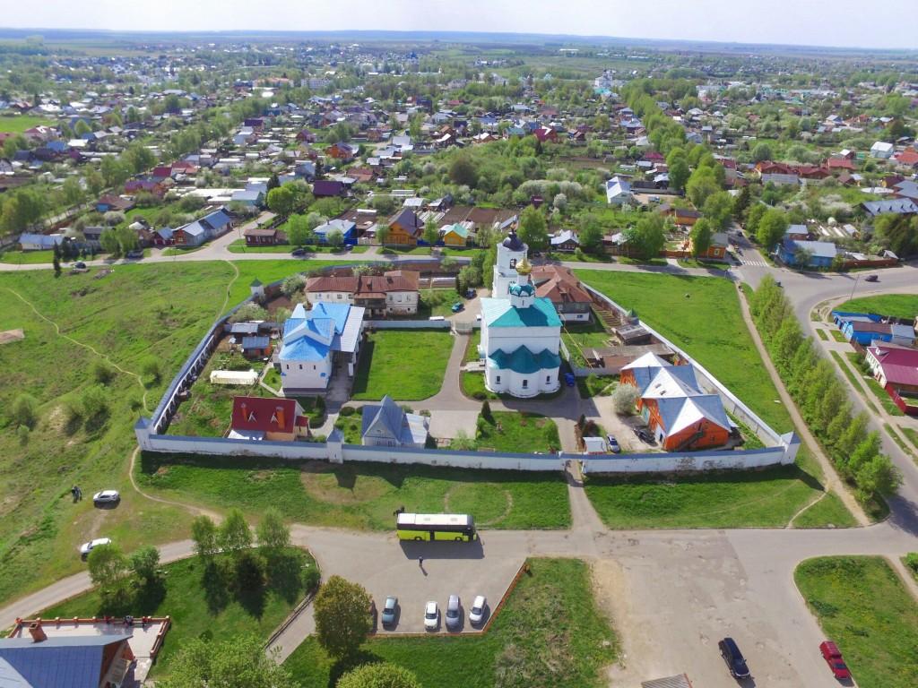 Васильевский монастырь в Суздале Владимирской области 06