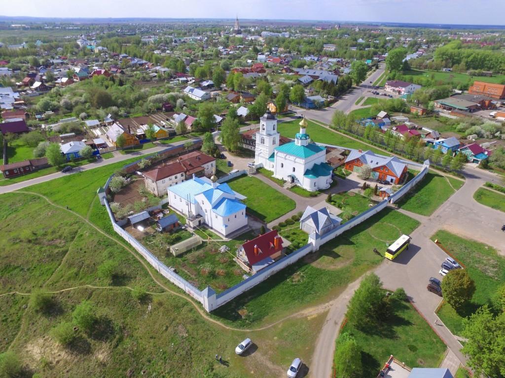 Васильевский монастырь в Суздале Владимирской области 07