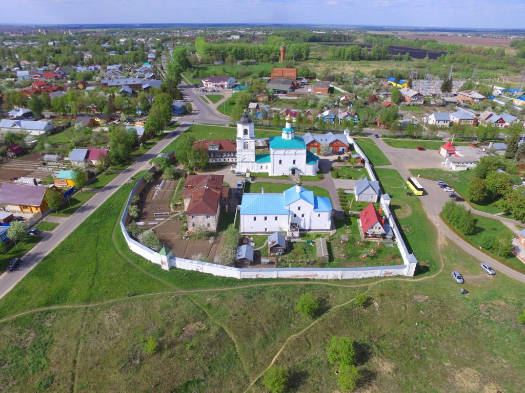 Васильевский монастырь в Суздале Владимирской области 08