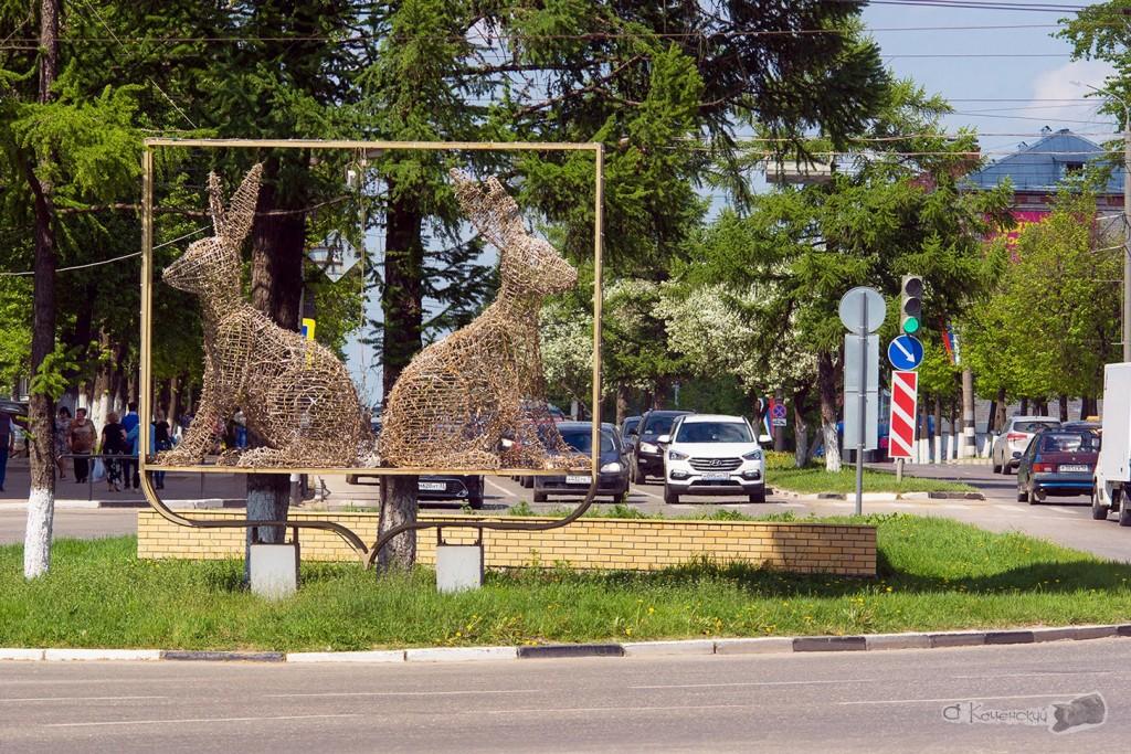 Весенние улицы Коврова 01