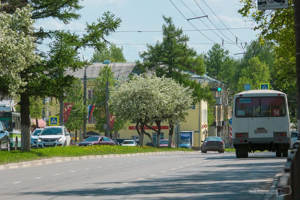 Весенние улицы Коврова 03