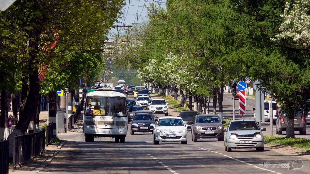 Весенние улицы Коврова 04