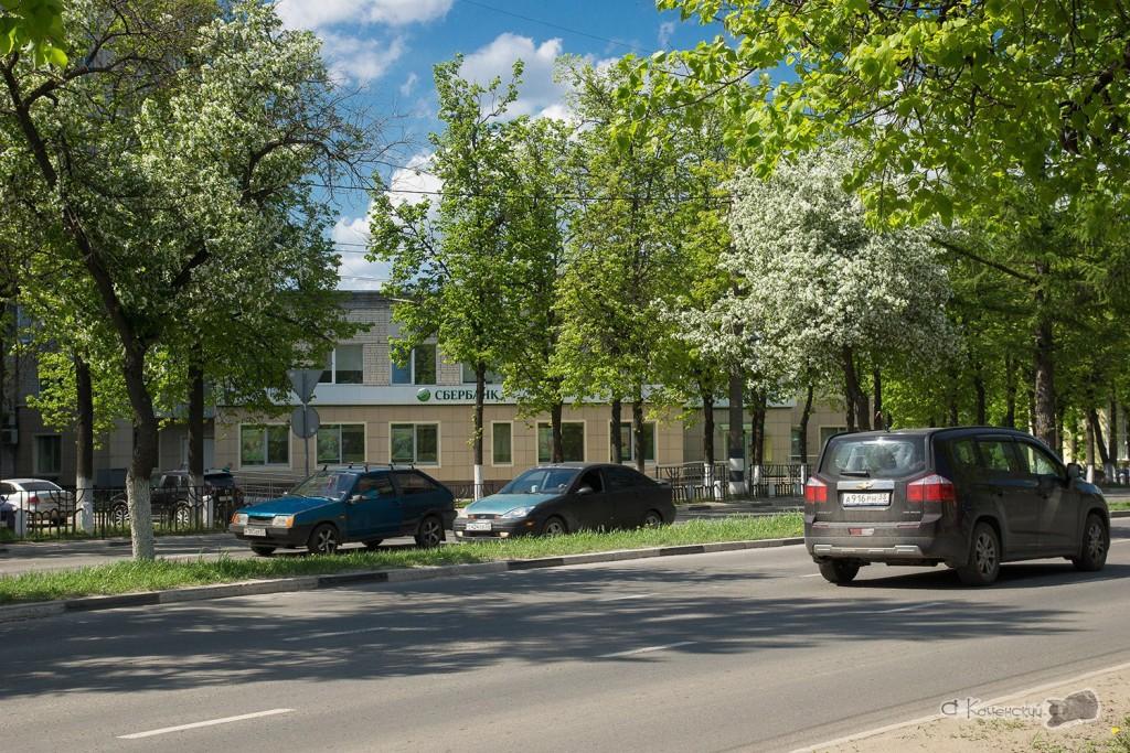 Весенние улицы Коврова 05